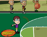 Bobblehead Basketball -