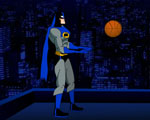 Batman I Love Basketball -