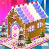 GingerBread House Cake - Girl Games, Dressup Games, Cooking Games