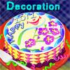 New Year With Cake - Decorating Games, Girl Games, Decorate Games