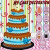 NY Cake Decoration - Cooking Games, Food Games, Decorating Games