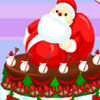 Frozen Christmas Cake - Christmas Cake, Online Girl Games, Free Games, Cooking