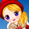 Joyful Snow Doll - Snow Games Online, Free Games, Girl Games, Games