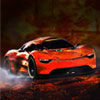 Rivals In Fire Race - Fire Car Games, Play Car Games, Online Games