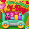 Toto's Sweet V Day - Valentin's Day, Toto Games, Girl Games, Love Games, Games, Online