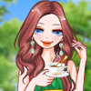 Leisurely Teatime Dress Up - Leisurely Teatime Dress Up