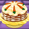Oti's Carrot Cake - Carrot Cooking Games