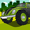 Jumping Monster Beetle - Driving Games 2014, Games, Online, Car Games, Games