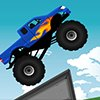 Bigfoot Truck - Bigfoot Truck Monstertruck Monster Car Game Flash