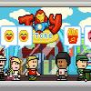 Shop Empire - Simulation Mall Shop Empire Pixel Art Addictive Tokyo Paris New York Games