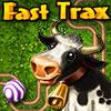Fast Trax - Trax Games, Tracks Games, Build Games, Construct Games, Direct Games, Trail Games, Rail Games, Farm Games, Barnyard Games, Animals Games, Cow Games, Pig Games, Rooster Games, Funny Games, Quirky Games