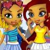 Lisa And Mina At The Mall - Lisa Games, Mina Games, Fashion Games, Doli Games, Fun Games, Girl Games, Shopping Games, Mall Games