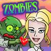 Zombies Took My Chick! - Zombies Games, Zombie Games, Valentine's Games, Valentine Games, Chick Games, Girl Games, Love Games, Physics Games, Ricochet Games, Rebound Games, Angle Games, Hero Games