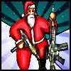 Santa Kills Zombies - Santa Games, Zombies Games, Shooter Games, Defense Games, Reindeer Games